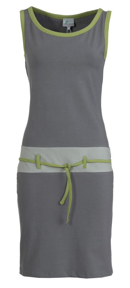 Zendee Mouwloze jurk Suzy ash