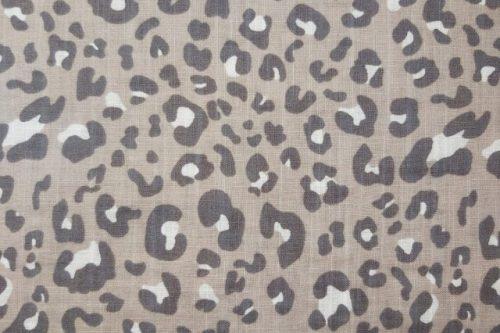 Cheetah linnenlook