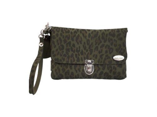 Bella Leopard groen
