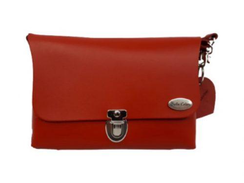 Bella tas rood