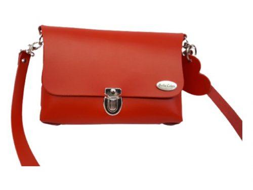 Bella tas rood helemaal